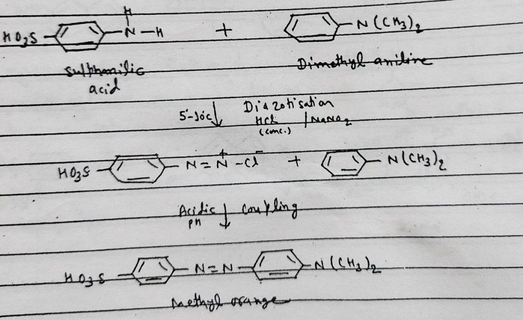 Mono azo acid dye