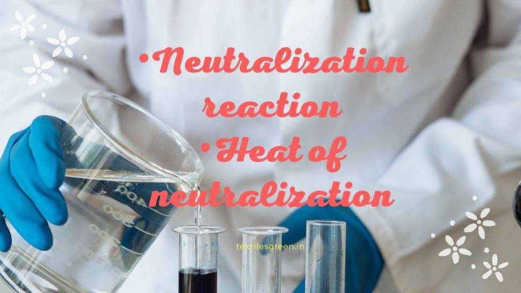 neutralization reaction
