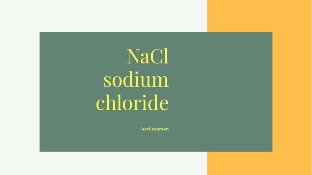 Molar mass of nacl