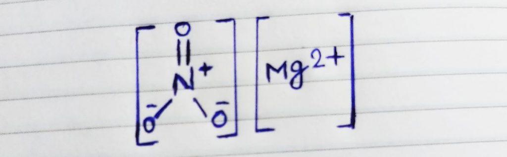 Mg(no2)2